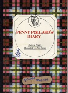 READING THE TBR, DAY 102: Penny Pollard's Diary (1983) by